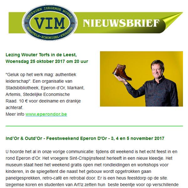 VIM Nieuwsbrief 15