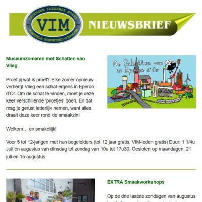 VIM Nieuwsbrief 20